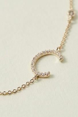 Delicate Monogram Bracelet