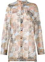 Dries Van Noten Calyba floral print shirt
