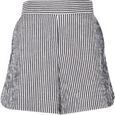 Dorothee Schumacher Textured Stripe Shorts