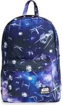 Loungefly 'Star Wars TM - Ship & Galaxy' Backpack (Kids)