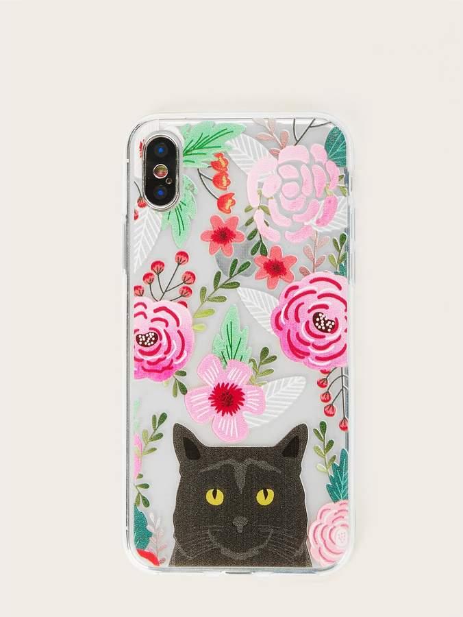 6576100af9 Cat Iphone - ShopStyle