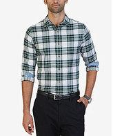 Nautica Slim Fit Pacific Plaid Shirt