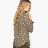 Anne Weyburn Pure Cotton Printed Blouse