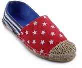 C Label Red & Blue Adler Espadrille