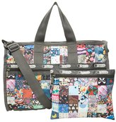 Le Sport Sac The Medium Weekender in LePatch No Pouch