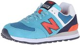 New Balance Women's 574 Summit Fashion Sneaker