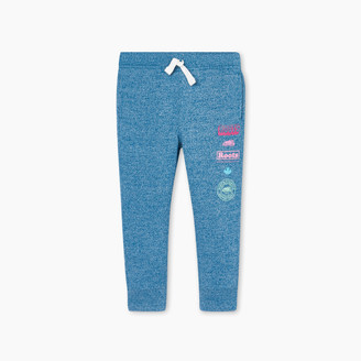 Roots Toddler Stacked Slim Cuff Sweatpant