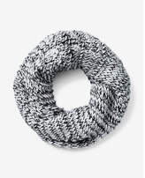 Express marled chunky knit snood