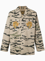 MHI printed shirt - men - Cotton - S