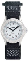 Timex Kid's Watch with Fast Wrap® Nylon Strap - Black T79051XY