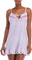 Juicy Couture Urban Paradise Ruffled Chemise