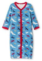 Baby Nay Vintage Airplanes Nightgowns - Blue