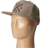 Nixon The Exchange Snapback Hat Caps