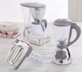 Pottery Barn Kids Chrome & Silver Blender