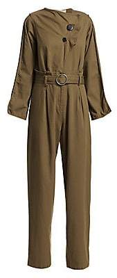Sea Women's Scout Utility Belted Jumpsuit