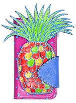 Patricia Nash Pineapple Polka Dot Collection Vara iPhone 7 Case