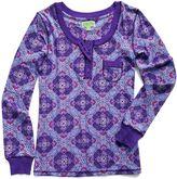 Vera Bradley Henley Pajama Top