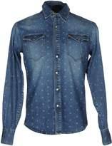(+) People + PEOPLE Denim shirts - Item 42611123