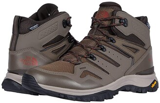 The North Face Hedgehog Fastpack II Mid Waterproof (TNF Black/Dark Shadow Grey) Men's Shoes