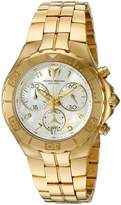 Technomarine Women's 'Sea Pearl' Quartz Stainless Steel Casual Watch