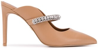 Kurt Geiger Duke high heel mules