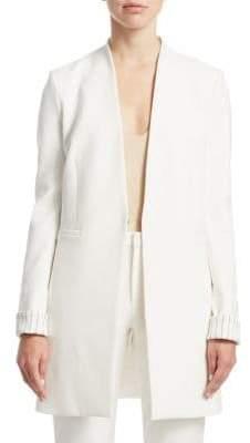 Alice + Olivia Simpson Roll Cuff Jacket