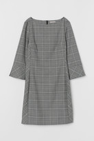 H&M Checked dress