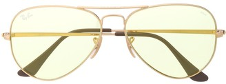 Ray-Ban 3689 Aviator Sunglasses