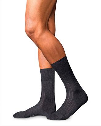 Falke Men's No. 2 Cashmere Mid-Calf Socks