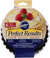 JCPenney Wilton Brands Wilton Perfect Results 4 Round Tart-Quiche Pans