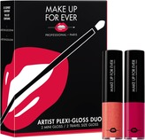 Make Up For Ever Artist Plexi Gloss Duo