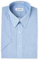 Pierre Cardin Blue Short Sleeve Dress Shirt