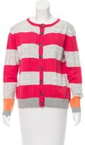 Thakoon Striped Wool-Blend Sweater w/ Tags