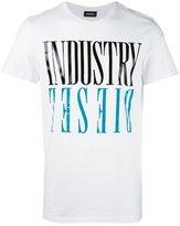 Diesel Industry T-shirt - men - Cotton - M