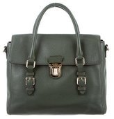 Kate Spade Textured Leather Satchel