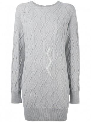 Stella McCartney Stella Mc Cartney Grey Cashmere Dresses