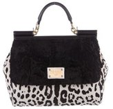 Dolce & Gabbana Persian Lamb Miss Sicily Bag