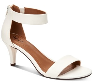 Style&Co. Style & Co Paycee Two-Piece Dress Sandals, Created for Macy's Women's Shoes