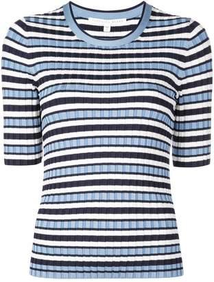 Veronica Beard striped knit top