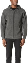 Reigning Champ Bonded Terry Full Zip Hoodie