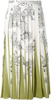 Valentino Shadows Of Delight skirt