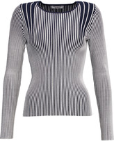 Opening Ceremony Ribbed stretch-knit top