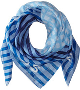 Marc by Marc Jacobs Stripe Mash Up Scarf Scarves