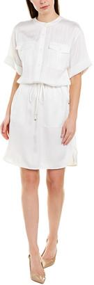 Lafayette 148 New York Benson Shirtdress