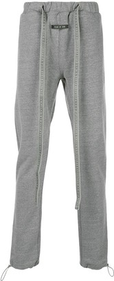 Fear Of God Core tapered track pants