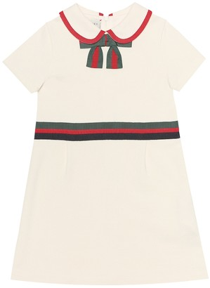 Gucci Kids Cotton dress