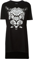Marcelo Burlon County of Milan leopard print T-shirt - women - Cotton - XXS