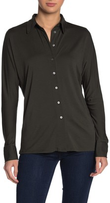 Dress Forum Soft Button Front Shirt