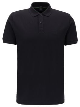 BOSS Regular-fit polo shirt in Pima-cotton pique