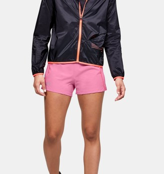 Under Armour Women's UA Qualifier Speedpocket Shorts